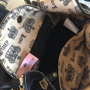 Juicy Couture Bags - FINAL PRICE/ Juicy couture pet carrier bag